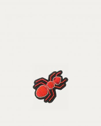 Broche Fourmi Rouge Macon Lesquoy