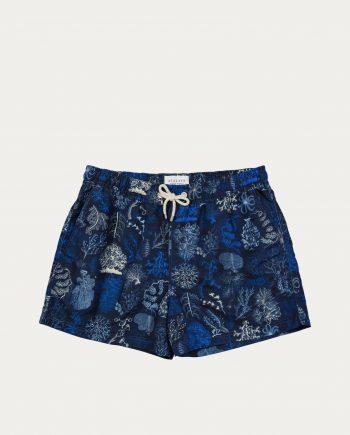 Maillot de Bain Atalaye Oceanitis Bleu Marin