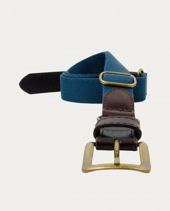 Ceinture Sangle Bleu Prusse BillyBelt
