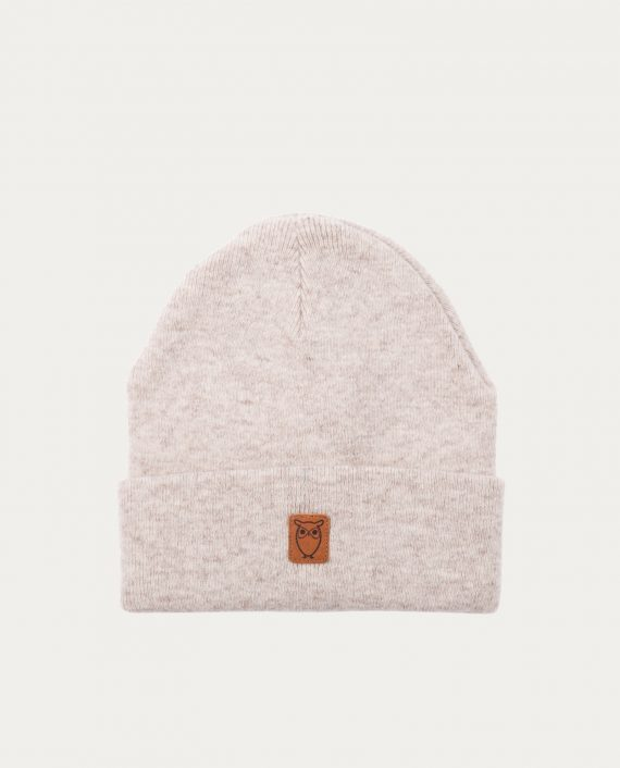 knowledge_cotton_apparel_bonnet_blanc