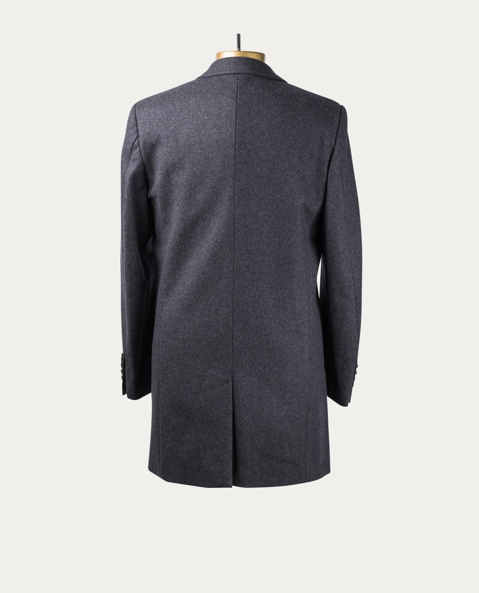 Apparel Cotton Wool Concept Manteau Store Knowledge Coat gwBPx0