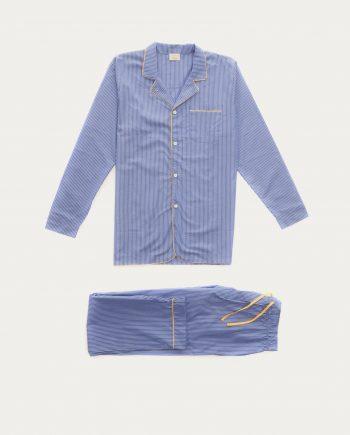 Pyjamas Kloters Bleu rayé