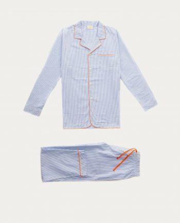 Pyjama Kloters Bleu Rayé