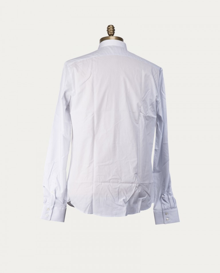 tonsor_cie_chemise_blanche_rayures_col_officier_1