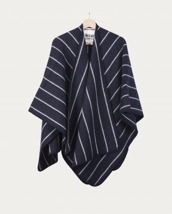 lamericaine_poncho_navy_suit