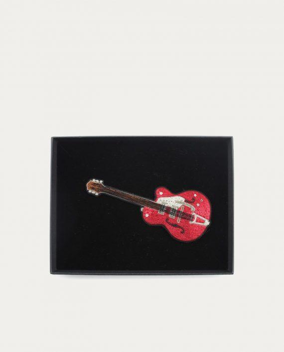 Macon_lesquoy_tres_grande_broche_guitare_red_1