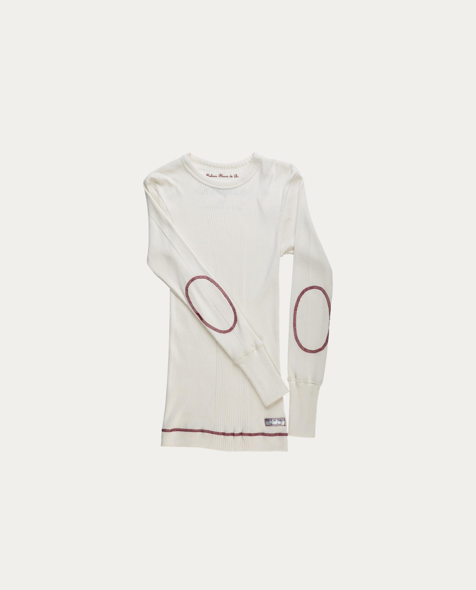 Fleurs De Bagne Tee Shirt Le Pegriot Concept Store Barbier