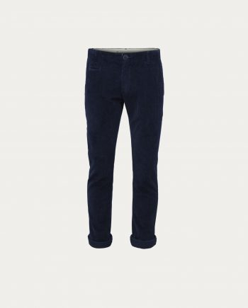 knowledge_cotton_apparel_chino_velours_wales_corduroy_bleu