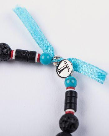 tonsor_cie_bracelet_pierre_de_lave_turquoise_ruban_bleu_1