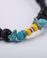 tonsor_cie_bracelet_pierre_de_lave_turquoise_ruban_bleu_5