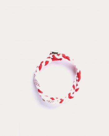 el_guerrero_bracelet_tresse_rouge_blanc