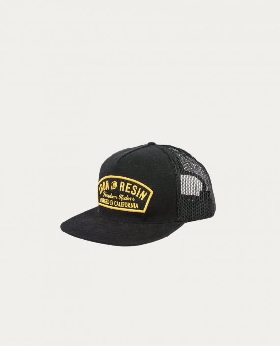 iron_resin_casquette_ranger_hat_black