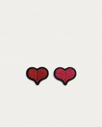 Macon_lesquoy_broche_coeur_rouge_rose
