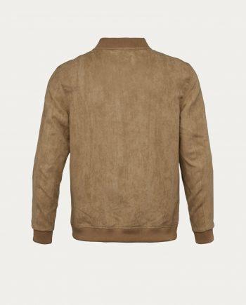 knowledge_cotton_apparel_blouson_suede_jacket_beige_1