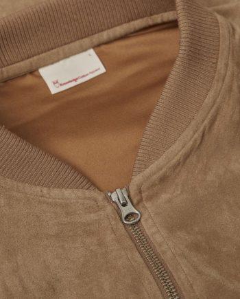 knowledge_cotton_apparel_blouson_suede_jacket_beige_3