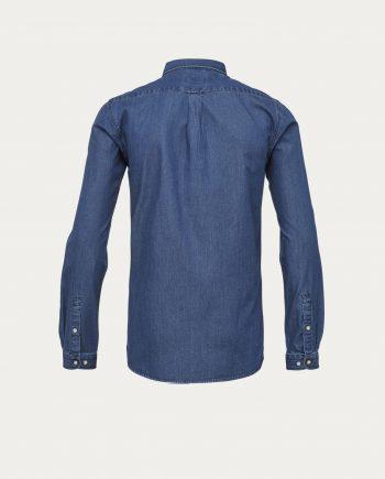 knowledge_cotton_apparel_chemise_denim_shirt_1