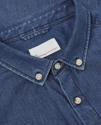 knowledge_cotton_apparel_chemise_denim_shirt_2