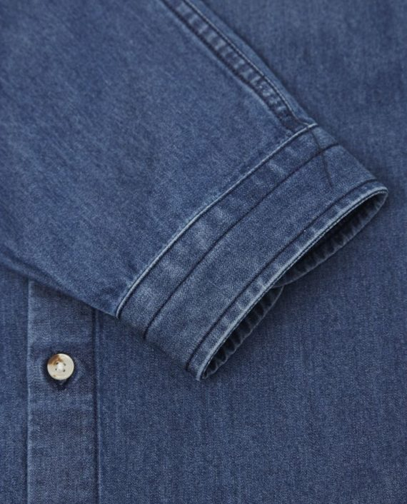knowledge_cotton_apparel_chemise_denim_shirt_3