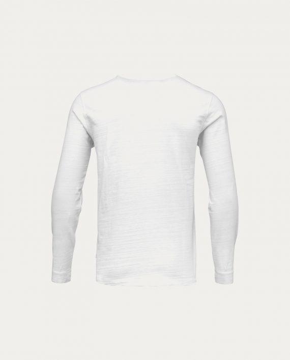 knowledge_cotton_apparel_sweat_cotton_slope_blanc
