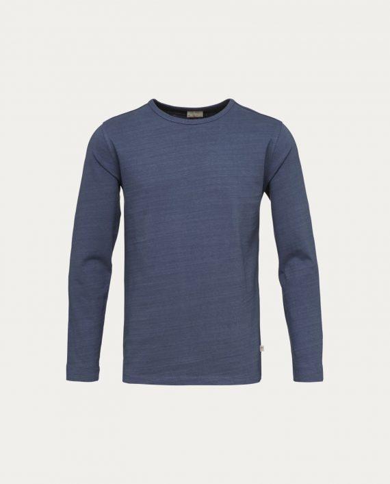 knowledge_cotton_apparel_sweat_cotton_slope_bleu_1