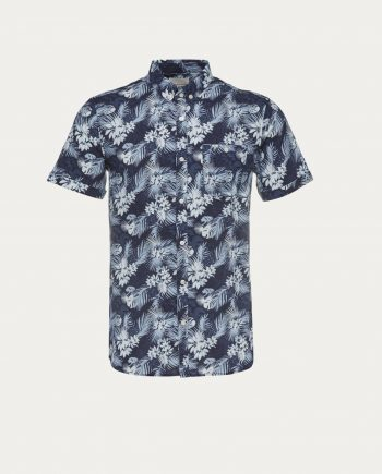 knowledge_cotton_apparel_chemise_all_over_printed
