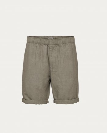 knowledge_cotton_apparel_shorts_loose_shorts_beige