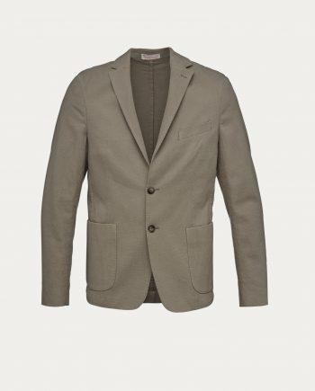 knowledge_cotton_apparel_veste_structured_blazer_beige