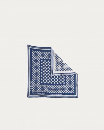 hansen_garments_bandana_one_dot_bleu_blanc