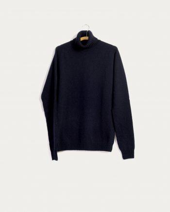 hansen_garments_single_stitch_turtleneck_sweater_navy