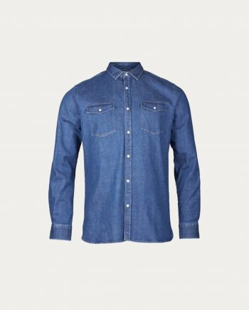 knowledge_cotton_apparel_denim_shirt