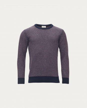 knowledge_cotton_apparel_diagonal_3_col_knit