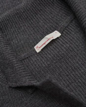 knowledge_cotton_apparel_gilet_ribknit_gris_1