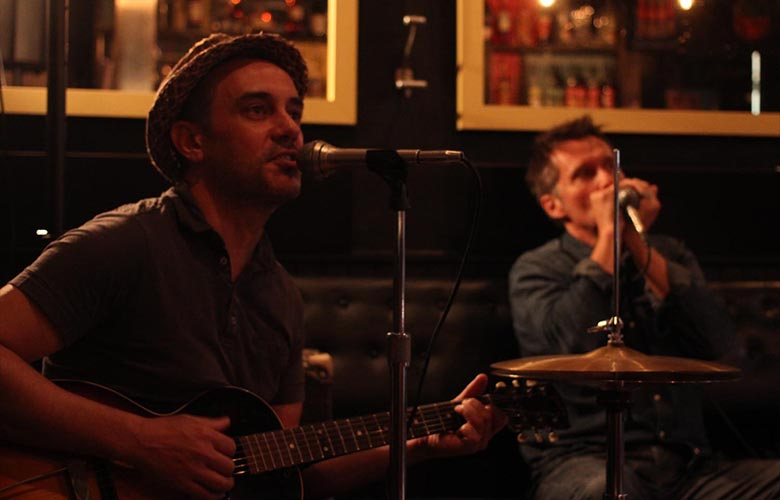 Pins_downhome_blues_concert_caporal_biere_brasserie_tonsor_cie_compagnie_toulouse_barbershop
