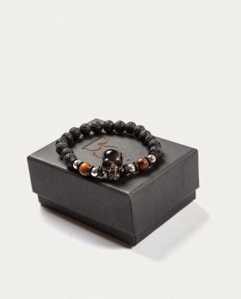 tonsor_cie_boo_design_bracelet_noir_tete_de_mort_noire