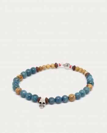 tonsor_cie_bracelet_tete_de_mort_bleu