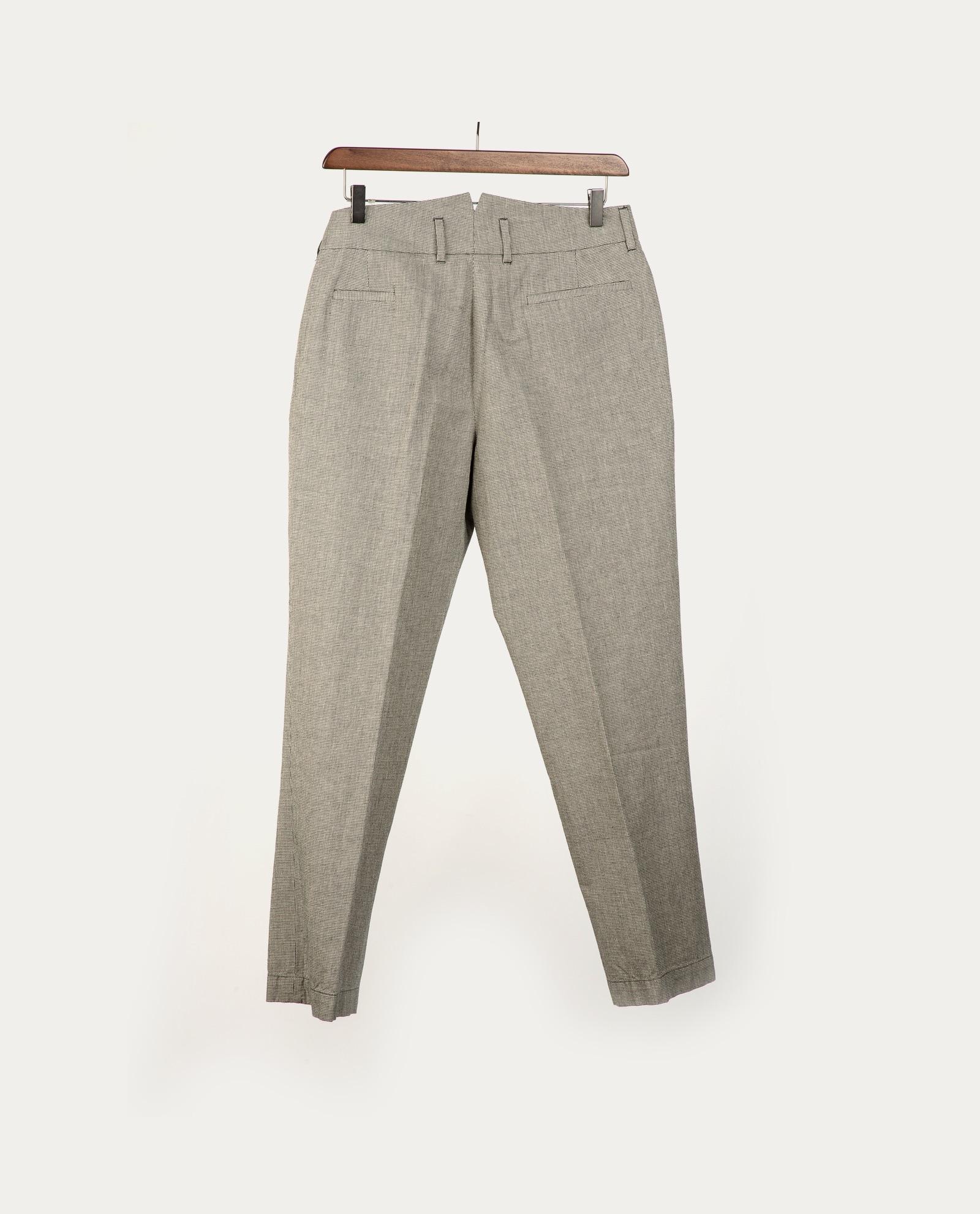 b Pantalon Miniera l Pied De A c Poule UpzMSGqV