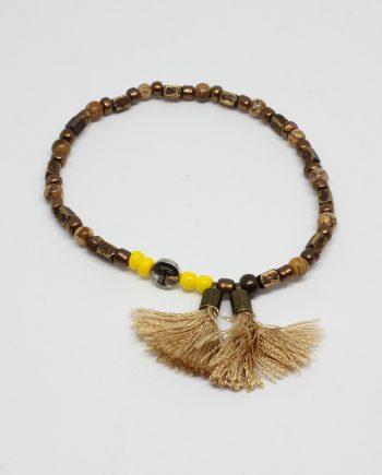 bracelet_tonsor_cie_perle_fine_cuivre_jaune_pompom_01
