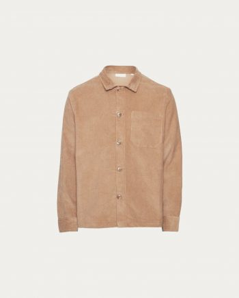 Sur chemise velours