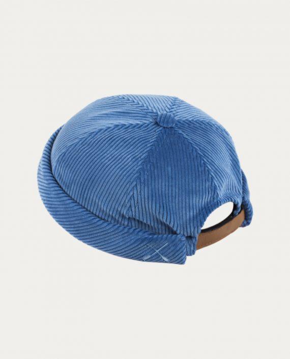 miki velours bleu