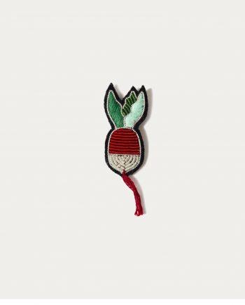 Broche Macon Lesquoy radis