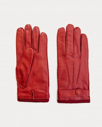 agnelle-gant-claude-rouge