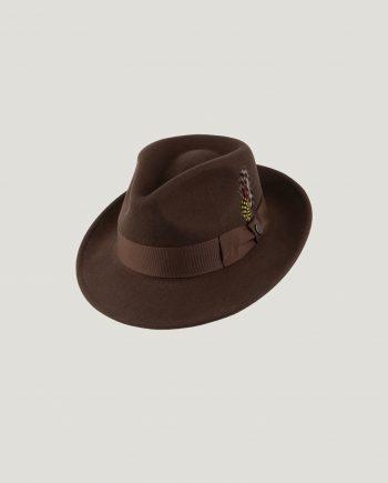 chapeau_fedora_marron